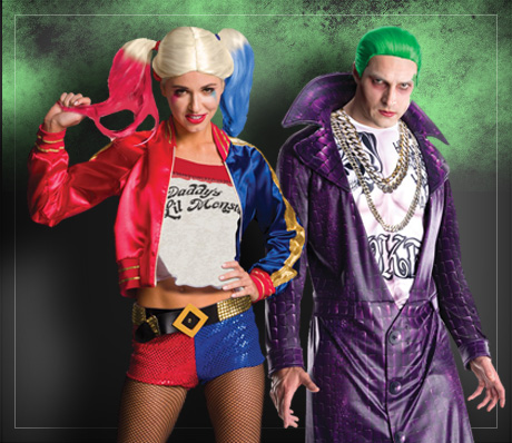 Suicide Squad kostumer