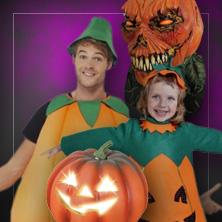 Halloween græskar & Græskarhoveder